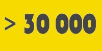 От 30000 руб