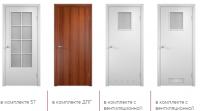 Двери в комплекте