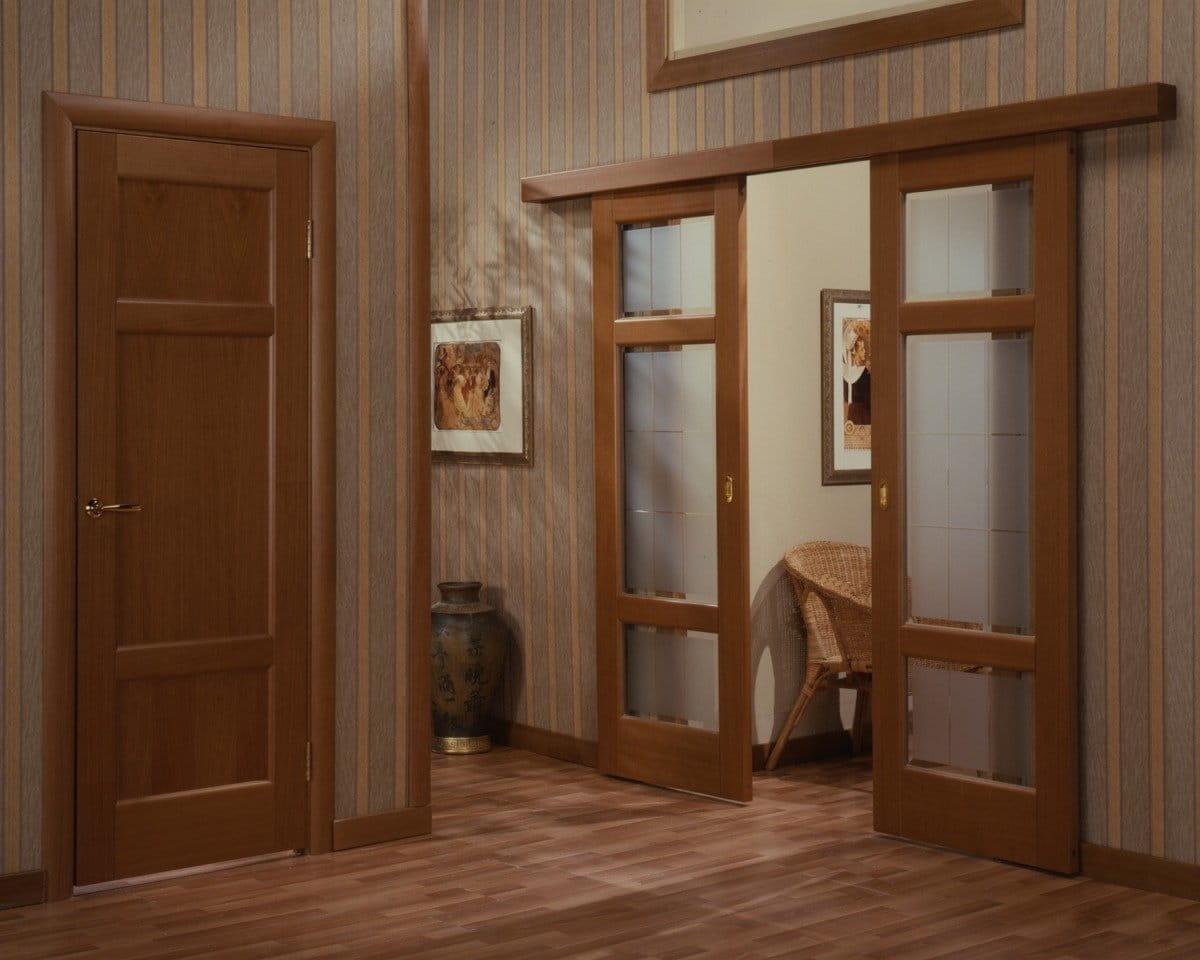 Система открывания дверей
