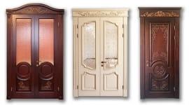 Межкомнатные двери и их виды